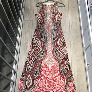 Maxi Dress Size 12 Dress Barn